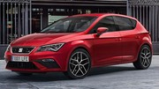 Seat Leon restylée : Injection d'ADN Ateca