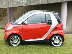 Smart Fortwo Brabus : Kart à jouer