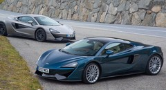 Essai McLaren 570S & 570GT