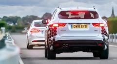 Voitures autonomes: les Jaguar, Land Rover et Ford vont communiquer entre elles