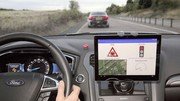 Ford et Jaguar Land Rover : connectées entre elles