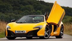 Essai McLaren 650S Spider (2014 - ) : Une certaine idée de la perfection