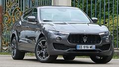 Essai Maserati Levante S (2016) : Le premier SUV Maserati