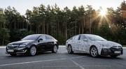 Essai prototype Opel Insignia 2017 : en faire plus