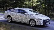 Essai Opel Insignia Grand Sport 2017 : un proto déjà au point