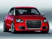 Audi A1 Metroproject Quattro Concept : la Mini comme cible