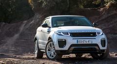 Essai Range Rover Evoque Cabriolet : en route vers la Louis Vuitton Cup