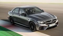 Mercedes-AMG E 63 2017 : présentation et photos officielles