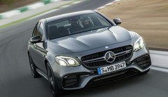 Mercedes-AMG dévoile la nouvelle E 63