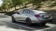 Nouvelle Mercedes-AMG E 63 S 2017 : familiale, sportive et drifteuse