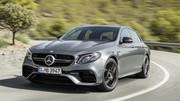 Jusqu'à 612 ch pour la nouvelle Mercedes-AMG E 63 2017