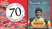 """Les 70 ans de """"L'Automobile Magazine"""" : Mai 1956"""