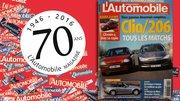 """Les 70 ans de """"L'Automobile Magazine"""" : Juin 1999"""