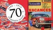 """Les 70 ans de """"L'Automobile Magazine"""" : Juillet 1964"""
