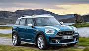 Nouveau Mini Countryman 2017 : plus costaud et hybride