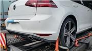 La Volkswagen Golf R restylée de sortie