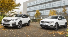 Essai comparatif : le Peugeot 3008 défie le Volkswagen Tiguan !