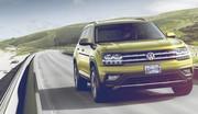 Volkswagen Atlas : grand SUV américain