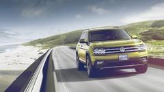 Salon de Los Angeles - Volkswagen Atlas : rêve d'Amérique