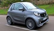 Essai Smart Fortwo Brabus (2016) : Passe Navigo de luxe