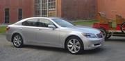 Essai Lexus LS 600h : Voiture de prince...écolo
