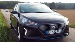 Essai Hyundai Ioniq Hybride : La première vraie concurrente de la Prius
