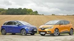 Essai Renault Scénic et Citroën C4 Picasso : le match retour
