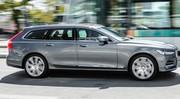 Essai Volvo V90 D5 235 auto. : Le luxe autrement