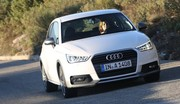 Essai Audi A1 TFSI 95 Ultra Ambition Pack S Line : Quatre anneaux sur trois pattes