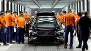 Volvo dévoile la S90 Excellence et sa future stratégie industrielle