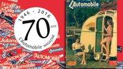 """Les 70 ans de """"L'Automobile Magazine"""" : Août 1951"""