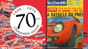 """Les 70 ans de """"L'Automobile Magazine"""" : Novembre 1966"""