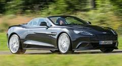 Essai Aston Martin Vanquish Volante : La reine-mère enlève le haut !