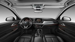 Voici l'intérieur de la future BMW Série 1 berline