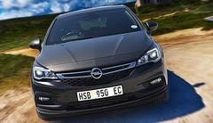 Essai : une Opel Astra sur la Garden Route d'Afrique du Sud