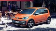 Volkswagen ouvre les commandes de la cross up! 2017