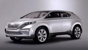 Lexus révèle le LF-Xh – SUV hybride – et le LF-A à Tokyo