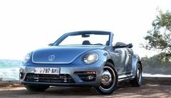 Essai Volkswagen Coccinelle Denim Cabriolet 1.4 TSI : la cool attitude