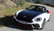 Essai Abarth 124 Spider 1.4 Turbo Multiair 170 2017 : Un scorpion à vivre en plein air