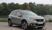 Essai Peugeot 2008 Puretech 130 (2016) : le plus puissant