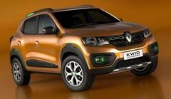 """Renault dévoile un """"SUV"""" Kwid à très bas coût pour l'Amérique du Sud"""