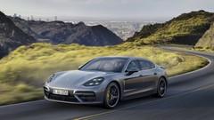 Porsche Panamera : Nouveaux modèles en haut et en bas !