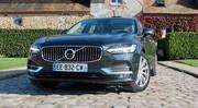 Essai nouvelle Volvo V90 D4 Inscription