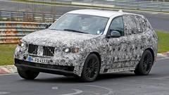 Sortie précoce pour le futur BMW X5