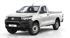 Toyota propose son pick-up Hilux en 4x2