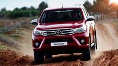 Le Toyota Hilux 2017 passe aux 2 roues motrices