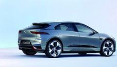 Jaguar I-Pace : concept du futur SUV électrique