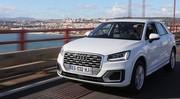 Essai Audi Q2 TFSI 150 Sport 2017 : Taillé pour la jungle urbaine