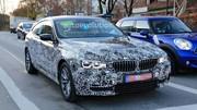 La future BMW Série 6 GT montre son regard