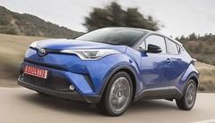 Essai Toyota C-HR : le franc-tireur